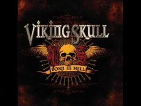 Beers , Drugs And Bitches - Viking Skull