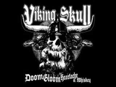Drink - Viking Skull