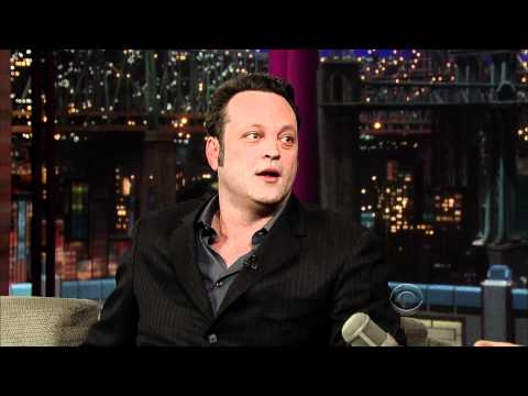 Late Show With David Letterman 2011 01 11 Vince Vaughn