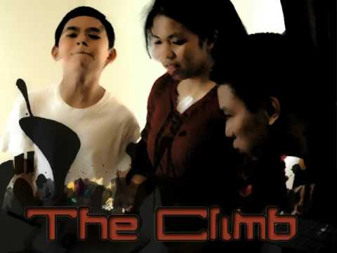 The Climb [COVER] by Vaughn, Kristin, and I