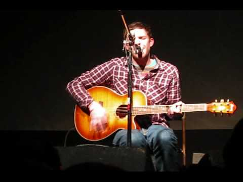 Vinnie Caruana - I Took a Beating (Live Acoustic @ The Westcott Theater in Syracuse, NY 2/6/09)