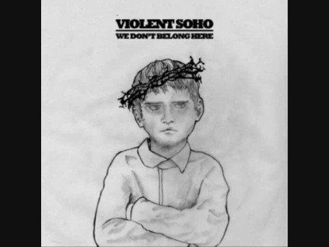 Violent Soho - Love is a heavy word