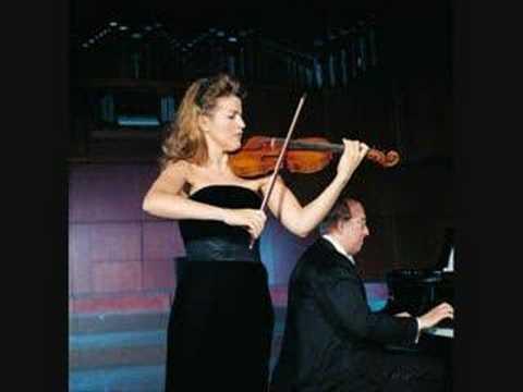 Anne-Sophie Mutter, Tchaikovsky Violin Concerto (3rd Mvt.)