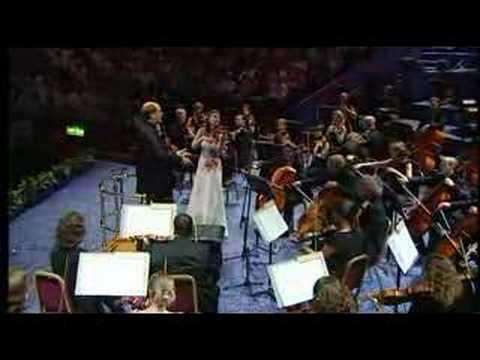 Mendelssohn Violin Concerto, Janine Jansen 1-4