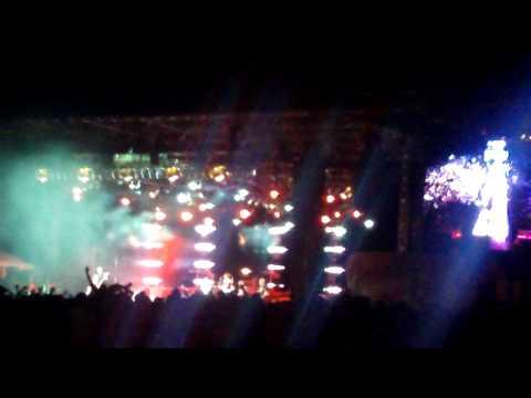 Skillet-Sometimes-Live at Sonshine festival 2010