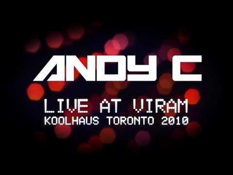 Andy C & GQ ViRam
