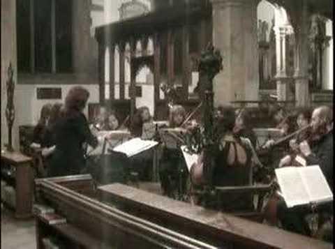 Rimma Sushanskaya conducts . Dvorak Serenade for strings 2n
