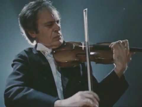 1981 | Leonid Kogan | Paganini Violin Concerto # 1 | 2nd & 3rd Mvts | Soviet Violin Virtuoso