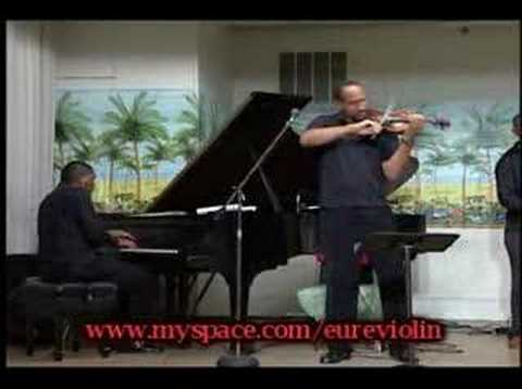 David Eure - Virtuoso Jazz Violin Master