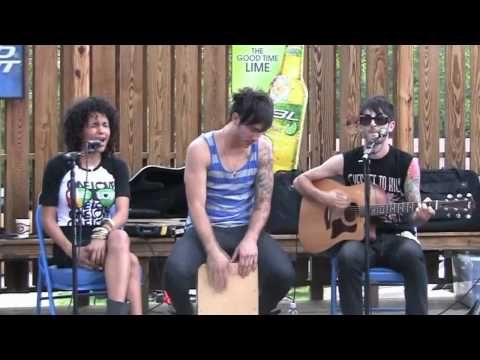 Vita Chambers - Shut Your Mouth (Bamboozle Acoustic Set)