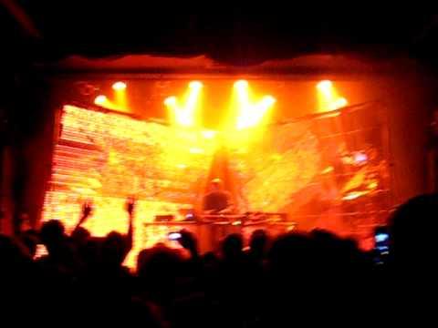 Vitalic Live (V MIRROR) Mod Club Toronto Sept. 22nd/2010 - Terminateur Benelux