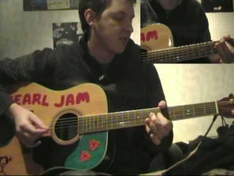 Pry, To - Pearl Jam acoustic cover