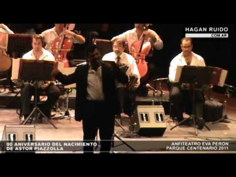 Aniversario de Piazzolla - Viva el tango (Parque Centenario 2011)
