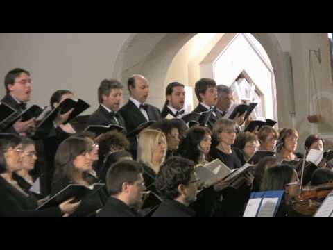 Coro Setticlavio - Domine Fili Unigenite (dal Gloria RV 589)