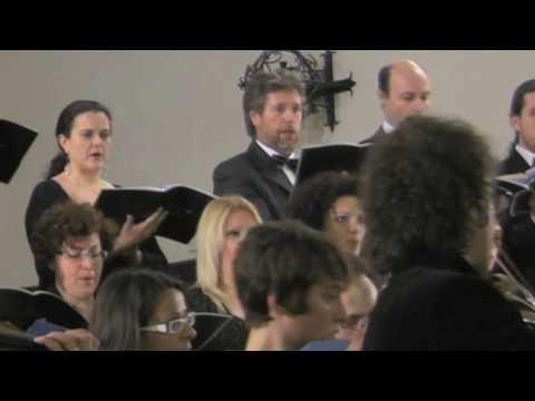 Coro Setticlavio - Qui tollis peccata mundi (dal Gloria RV 589)