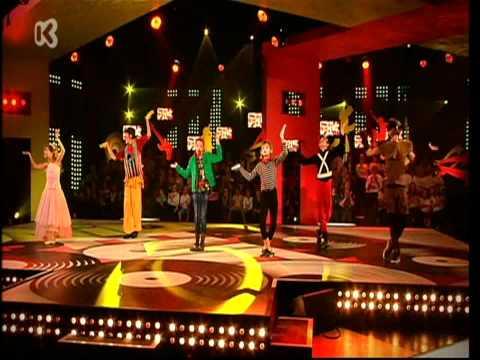 [HD] Junior Eurosong 2010 - Ymke - Vive la f�te