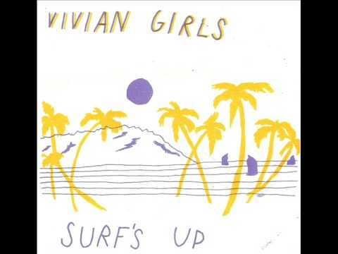 vivian girls cover the beach boys