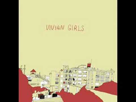 Vivian Girls - 3) Wild Eyes