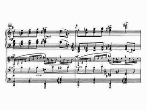 Prokofiev Piano Concerto No.2 Op.16 Movement 3 (Ashkenazy)