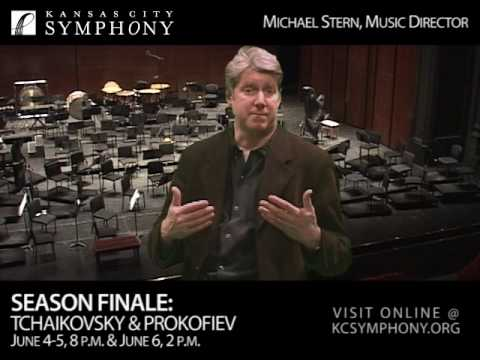 Season Finale: Tchaikovsky & Prokofiev