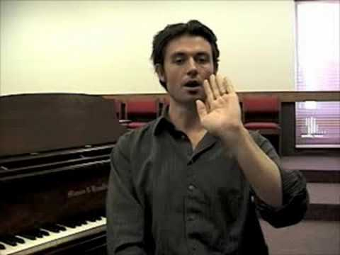 3rd for Men High Notes-Breaking Down Singing Styles Vocal Warmups--Voice Lessons and Tips
