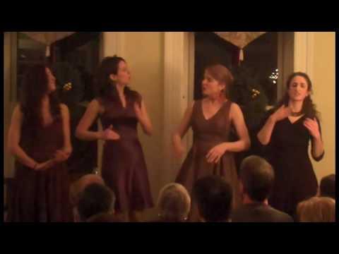 Whistle Daughter Whistle: Live 1/10/10 moira smiley & VOCO