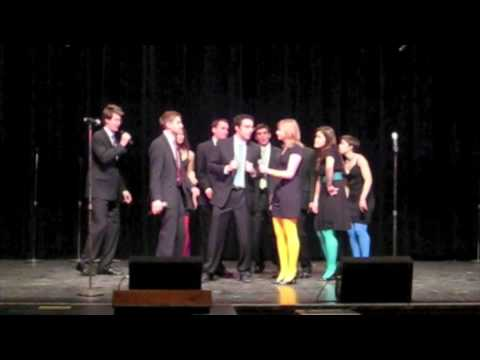 """Don`t Bring Me Down"" (A Cappella) by Voices In Your Head from UChicago"