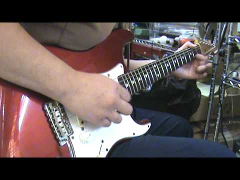 Jimi Hendrix Voodoo Child - Stevie Ray Vaughan Voodoo Chile - Cover