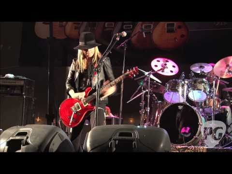 "Experience PRS `10 - Orianthi ""Voodoo Child (Slight Return)"""