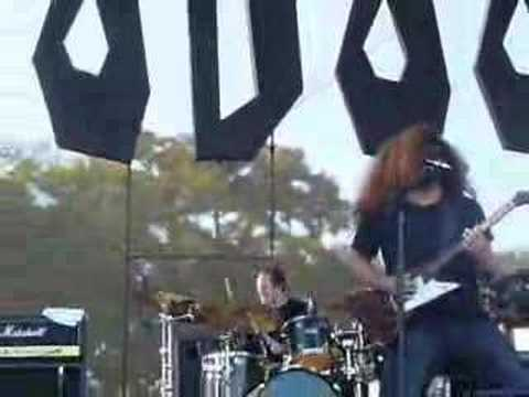 """Coheed and Cambria - """"Welcome Home"""" (live @ Voodoo 10/27/07)"""
