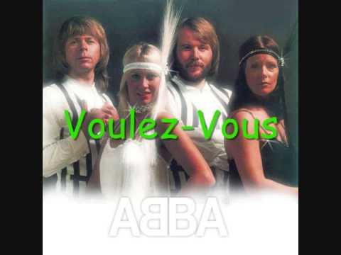 ABBA Voulez Vous w/lyrics