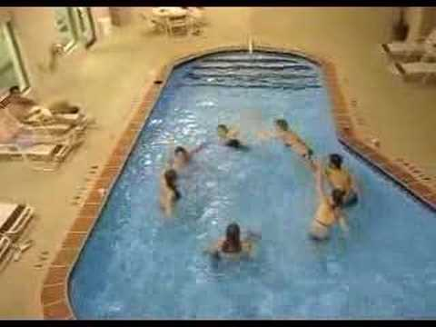 """Synchronized"" Swimming"