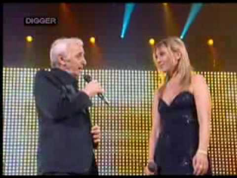 Charles & Katia Aznavour - Je Voyage