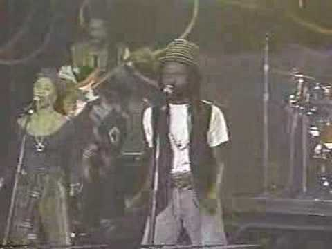 Wailing Souls - Shark Attack Live on stage