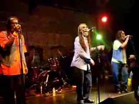 Firehouse Rock ~ The Wailing Souls @ Dub Club, Echo Park