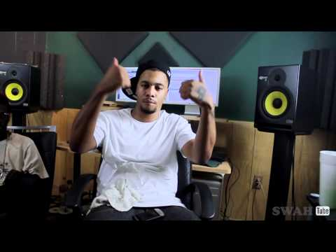Tha Joker - No Hands (Waka Flocka Freestyle) - Studio Performance