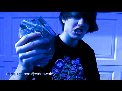 I Sneeze Money - Jeydon Wale (2009)