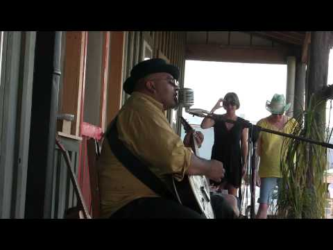 "Austin ""Walkin` Cane"" - Get Behind the Mule - Shacksdale Motel - 2010"