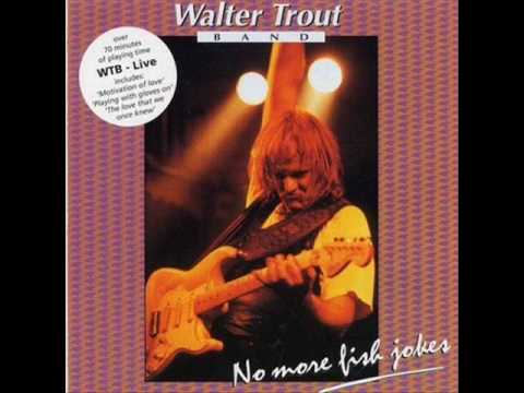 Walter Trout Band - On the rise