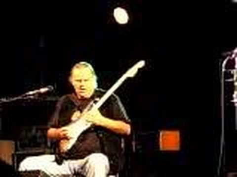 walter trout solo