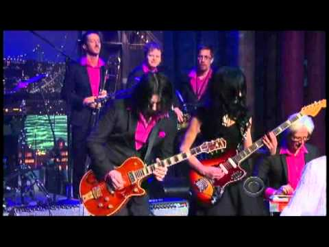 "Wanda Jackson w/Jack White - ""Shakin` All Over"" 1/20 Letterman (TheAudioPerv.com)"