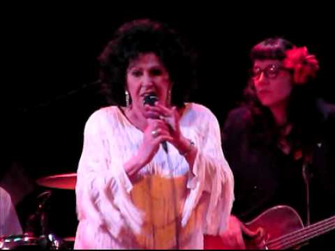 Wanda Jackson & Red Meat - Mean Mean Man (2007)