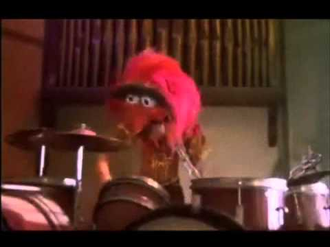 Re:OMG! This girl is sooo hot! Muppets Electric Mayhem Have A Mustache Ride On Me By Bait298