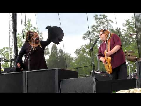 Warren Haynes Band ~ Broken Promised Land