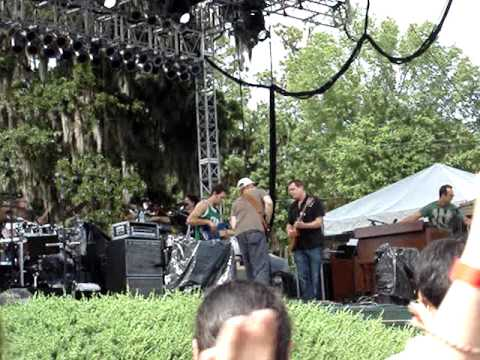 Umphrey`s McGee - Bridgeless at Wanee 2009
