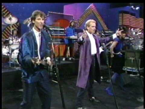 Wang Chung - Everybody Have Fun Tonight (live TV 1987)