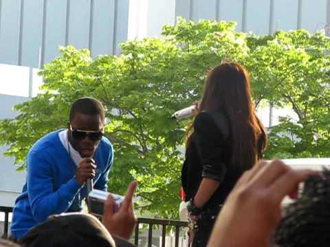 Charice - Pyramid feat. Iyaz (KIIS FM Wango Tango Village) 05-15-10