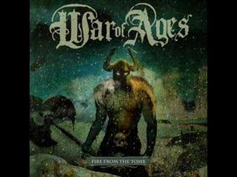 War Of Ages-Fire From The Tomb Album Pt.1