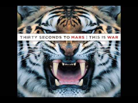 30 Seconds to Mars- Hurricane (This is War 2009)(HQ W/ Lyrics)