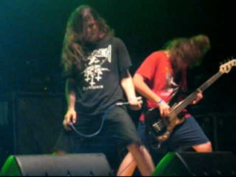 Warbringer - Living In A Whirlwind ( Metalcamp 2009 )